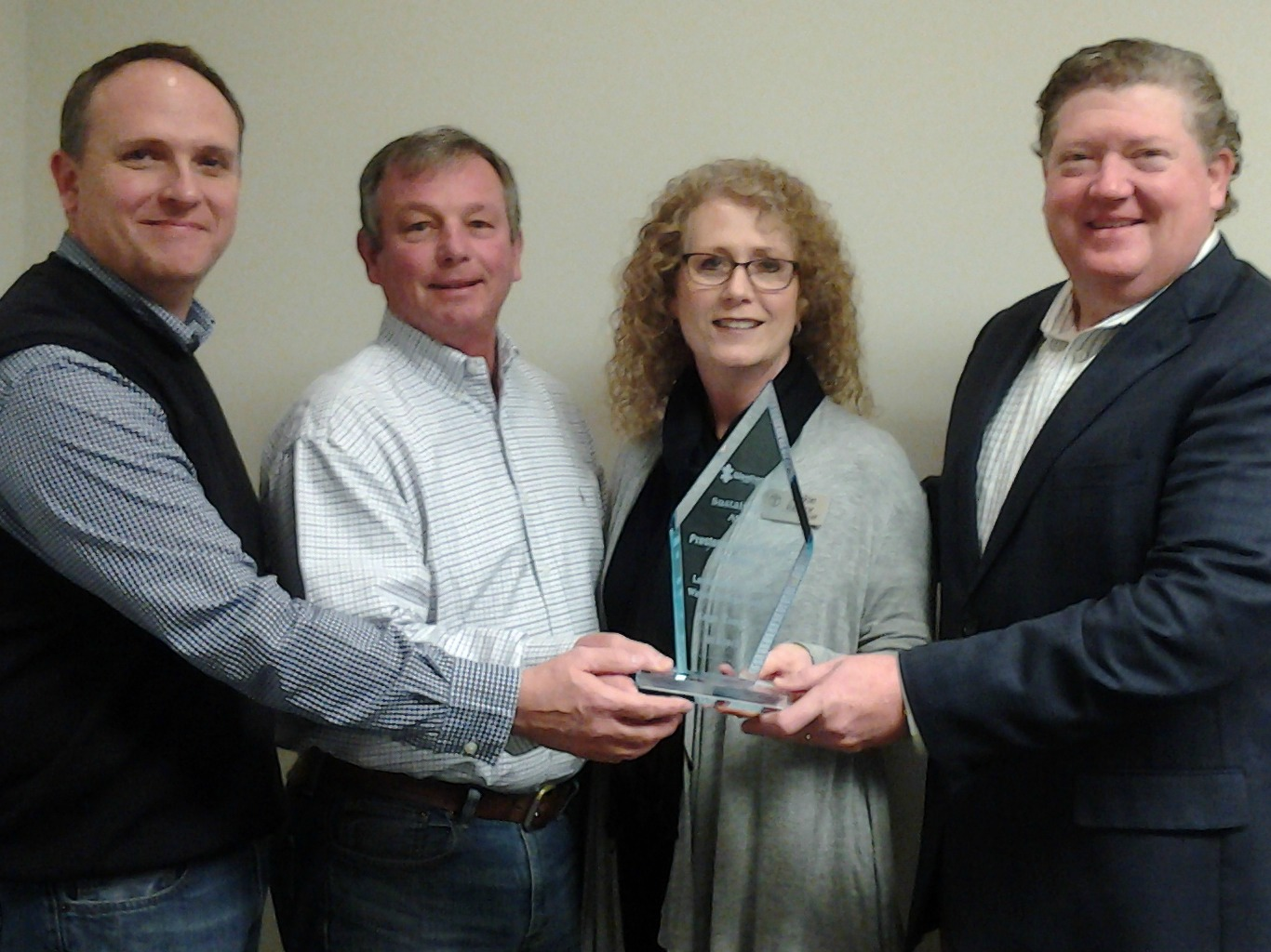 Prestonwood Receives Sustainability Award